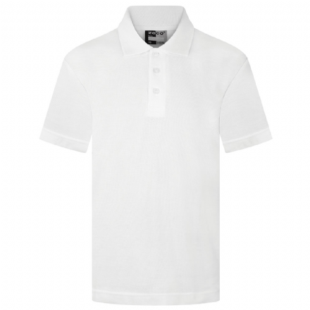 Brading Plain Polo Shirt